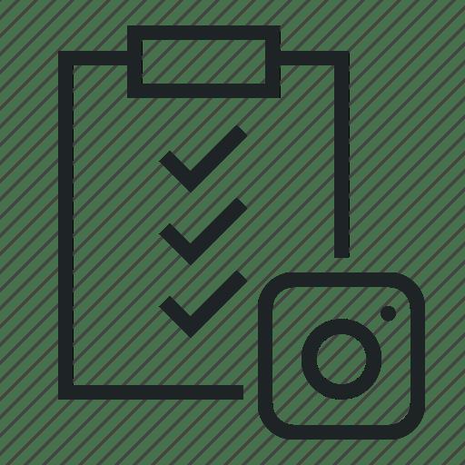 Advantages, checklist, content, demand, instagram, plan