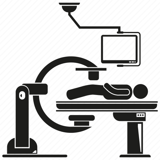 Ct scan, diagnosis, medical equipment, mri, patient, scan icon