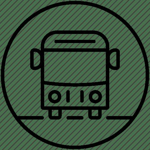 Autobus, bus, city transport, driving, public transport