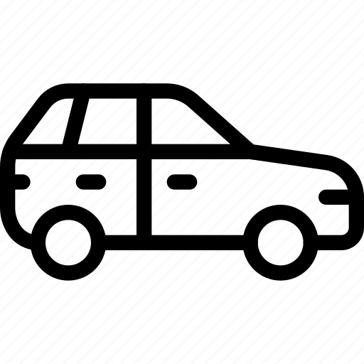 Auto, car, drive, estate, side, station, transport