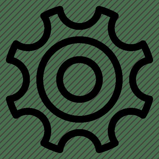 Config, configuration, control, creative, gear, grid, line