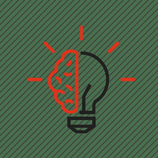 Brain, brainstorming, development, idea, intention, mind