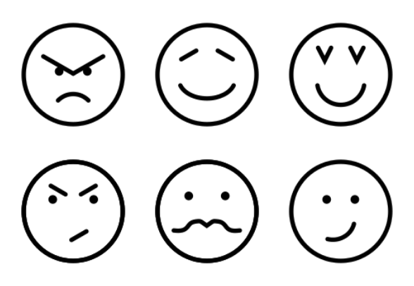 Smiley Vol 3 icons by Creative Stall