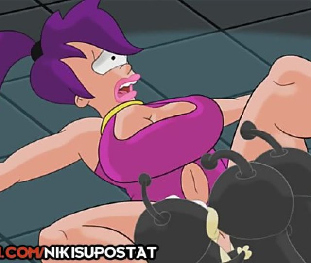 Leela From Futurama Gets Gangbanged By Nibblonians Cartoon Porn