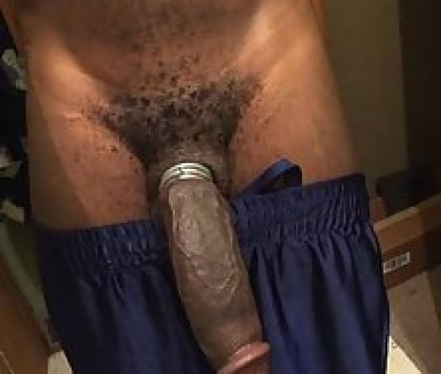 Showin Off My Fat Dick