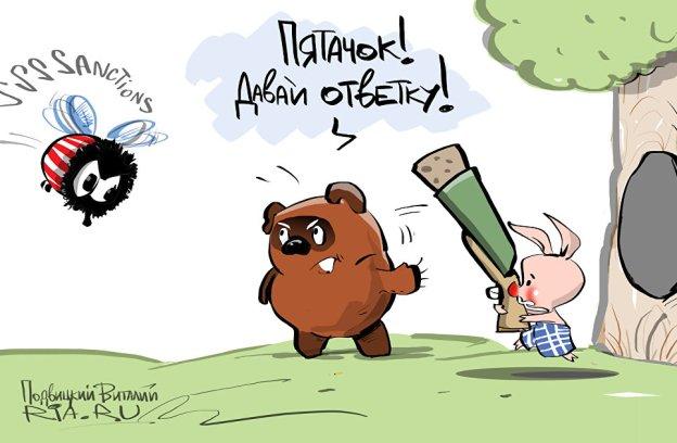 МИД об угрозе санкций: США хотят окончательно разрушить отношения с Россией
