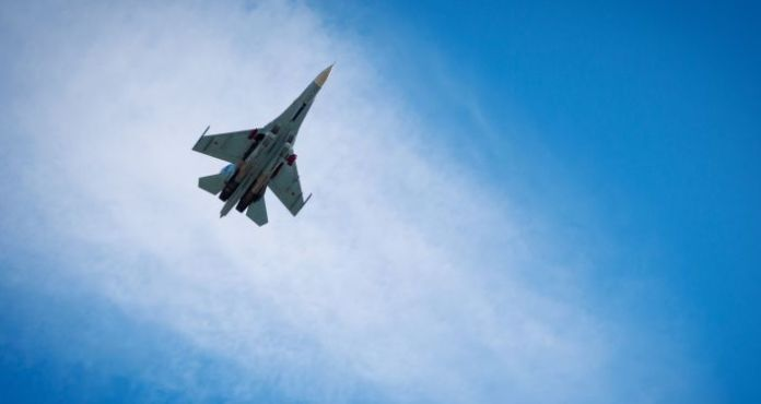 Russian Fighters Su-27 Intercept 2 US Air Force Bombers Over Black Sea, Defence Ministry Says