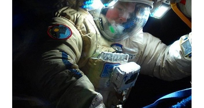 Selfies From Outer Space: Everyday Life of Cosmonauts in Pictures