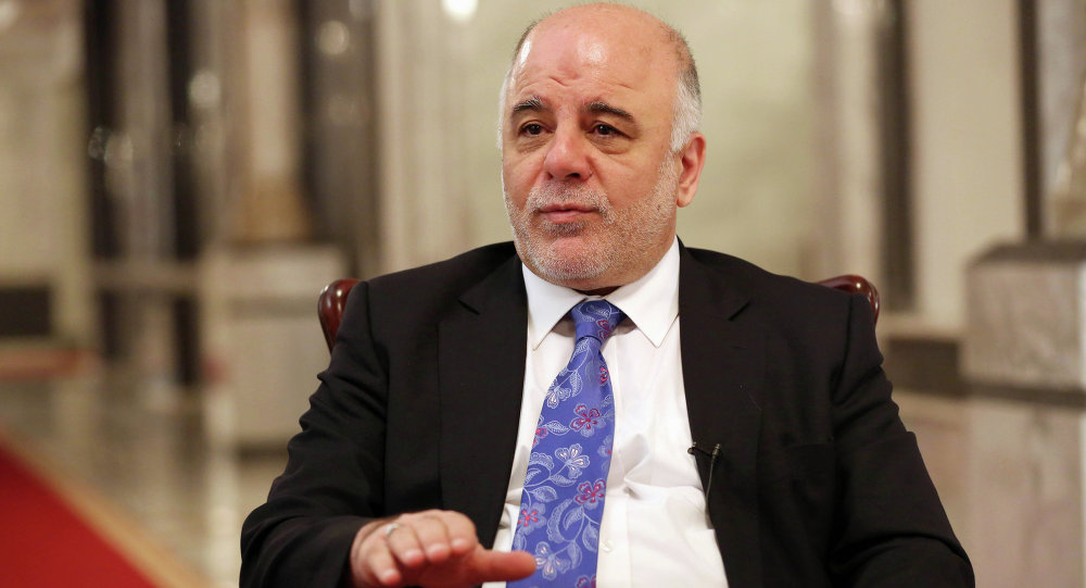 Iraqi Prime Minister Haidar al-Abadi has axed 50,000 'ghost soldiers' who had been listed as serving in the Iraqi government