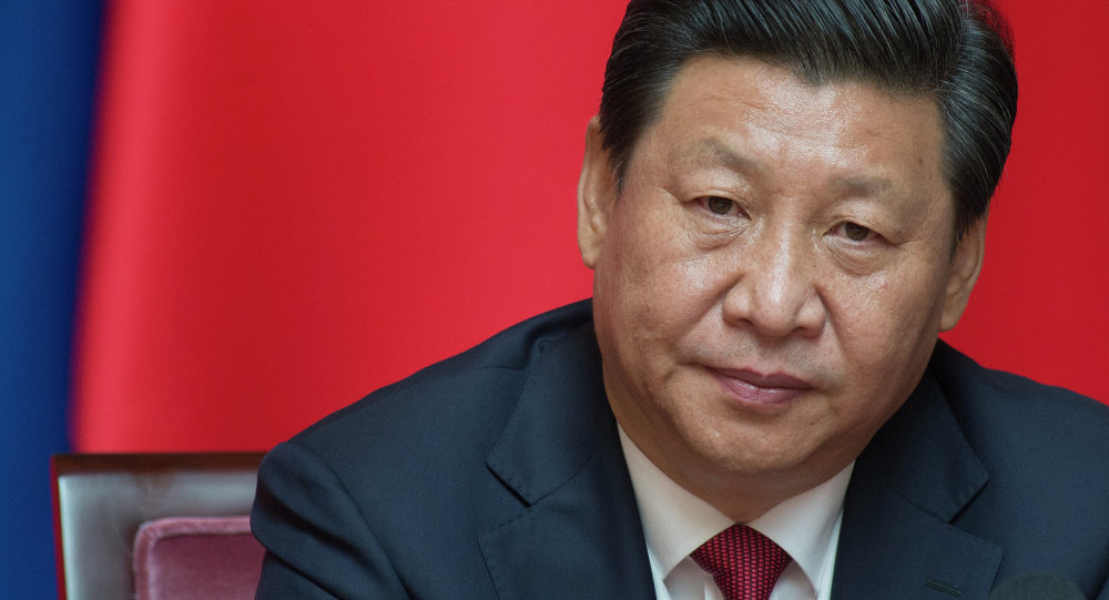 President Xi Jinping of the People's Republic of China