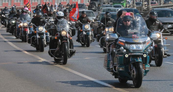 Finnish border control officials have been on the lookout for Russian bikers following rumors that members of the Night Wolves motorcycle club may attempt to reroute their planned ride to Berlin via Finland.