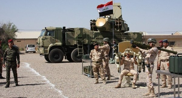 Iraq Russia to Discuss Deliveries of Modern Russian