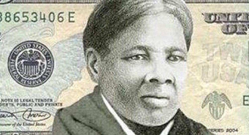 Former Slave Harriet Tubman to Replace President Jackson on US $20 Bill