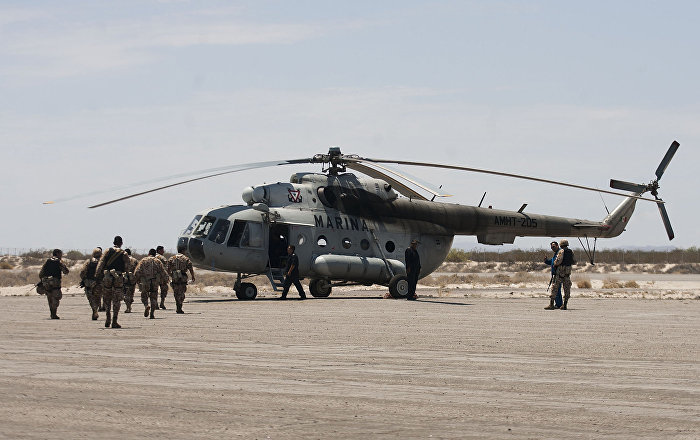 Double Army Helicopters