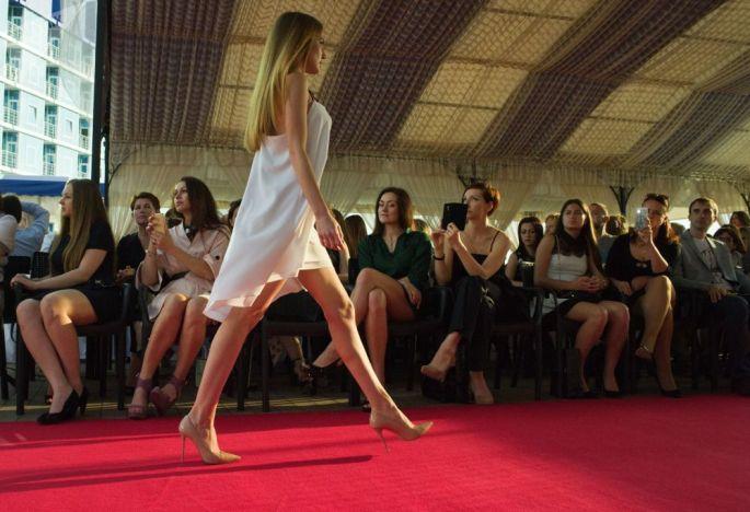 Summer Vibes at Crimean Fashion Week