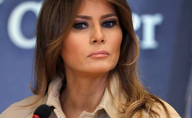 Melania Trump Raked In Up To 1m For Photos Licensed Only
