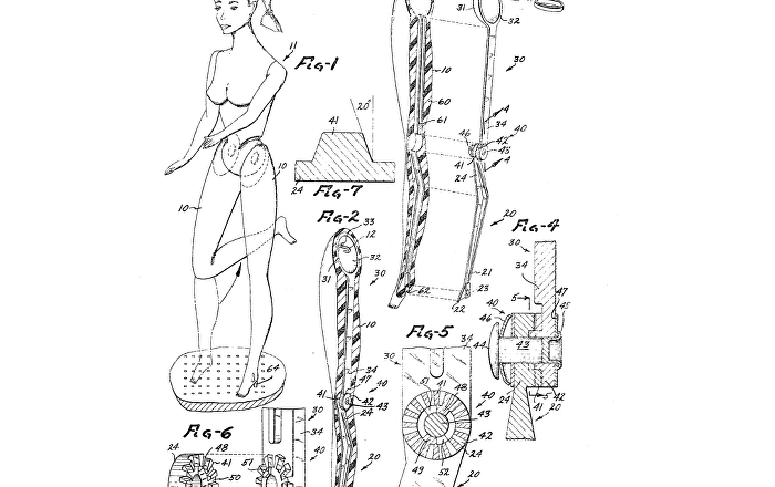 Weaponized Barbie: Early Designer of Iconic Doll First