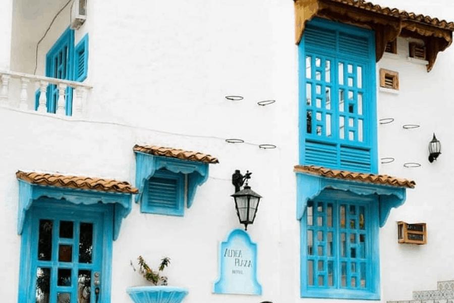 La Aldea, el pueblito Antioqueño que se parece a Santorini, Grecia