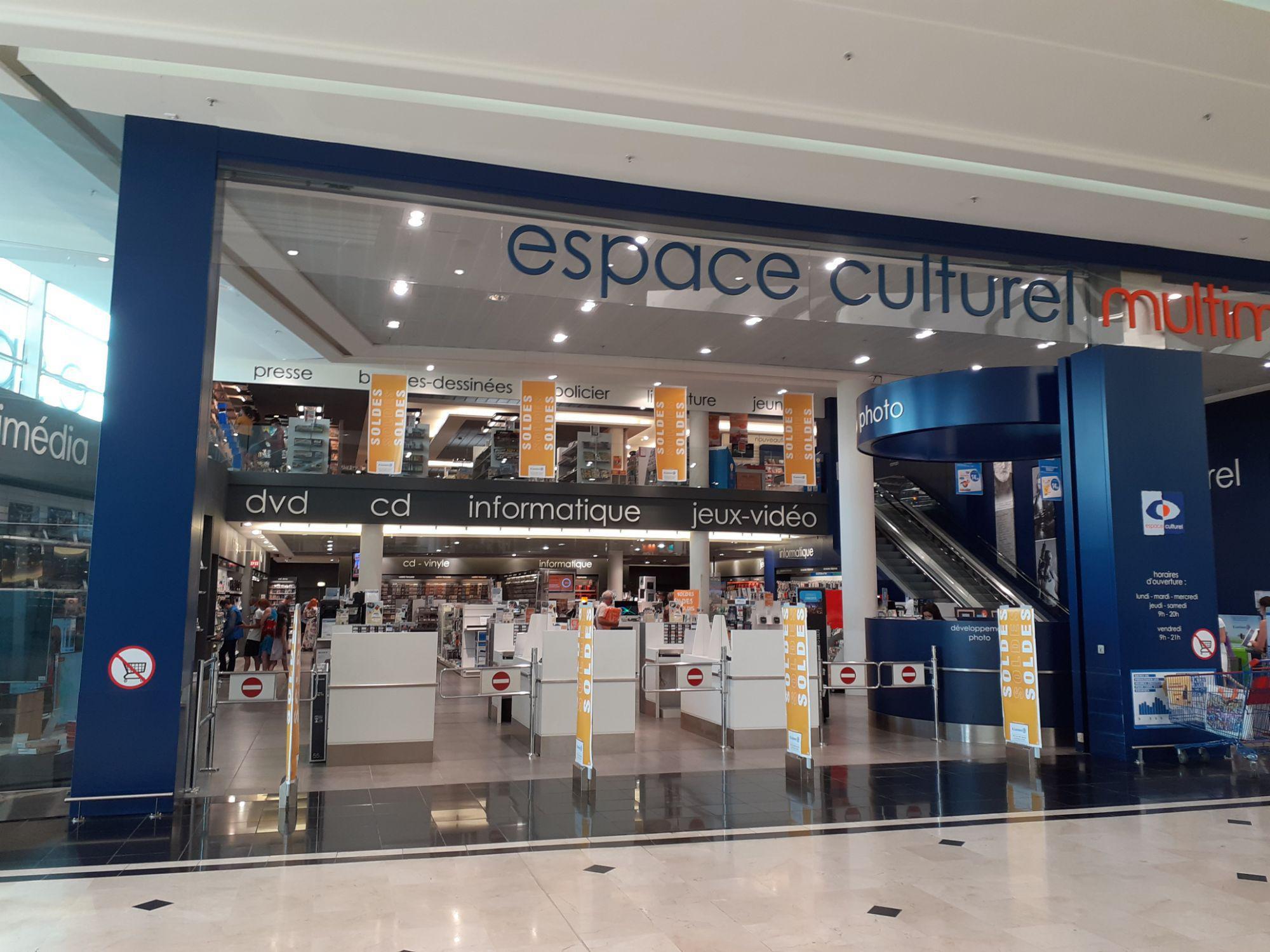 espace culturel e leclerc