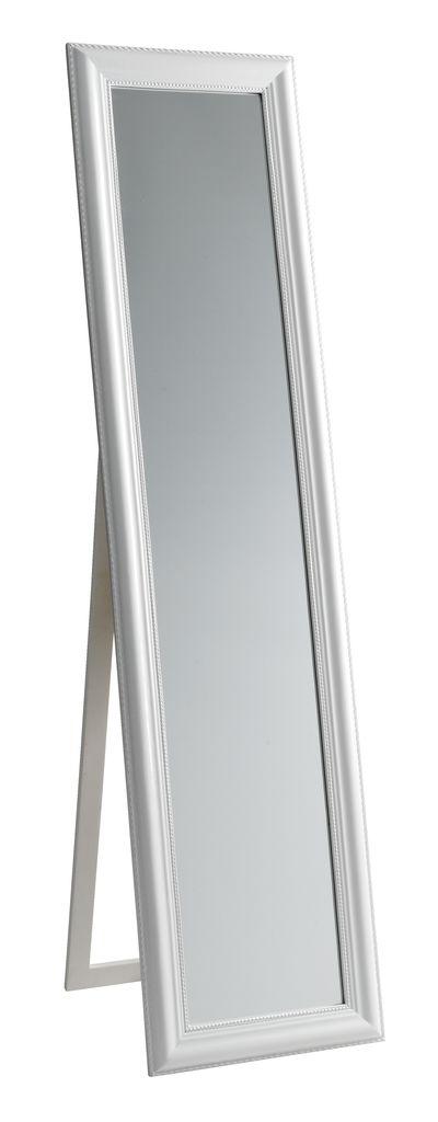 Spiegel MARIBO 40x160cm wit  JYSK