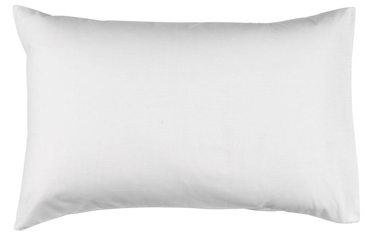 Pillowcase 50x7075 white  JYSK