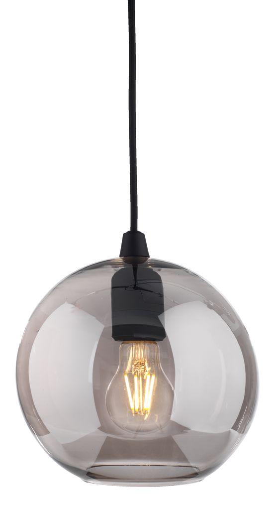 Hanglamp CARLOS 20xH20cm glas  JYSK