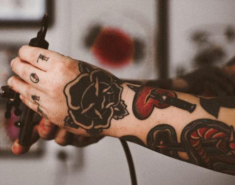 Tatuajes Fotos Estilos Significados Origenes Precios E Información