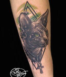 Este símbolo ha aparecido en. Tatuajes Egipcios Significados Fotos Precios Y Opiniones