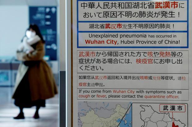 Virus Corona Wuhan, Berasal dari Ular dan Telah Menyebar ke 5 ...