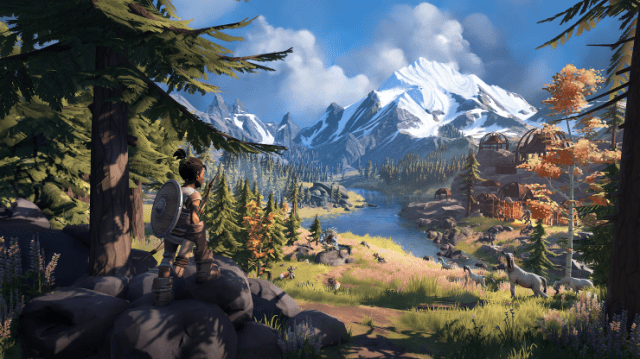 Open-World Adventure 'Pine' Out Now on PC
