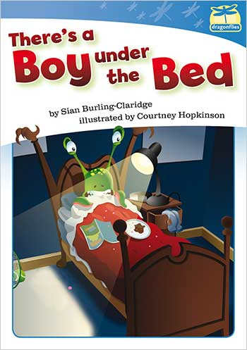 Lesson Zone AU  eBook  Theres a Boy under the Bed