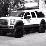 Jonesgruel Lifted Ford F250 Diesel For Sale
