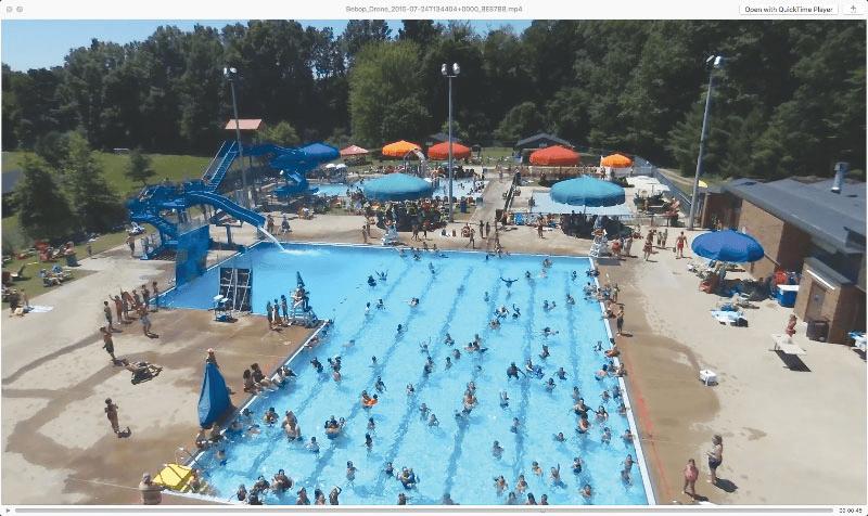 splash into summer at