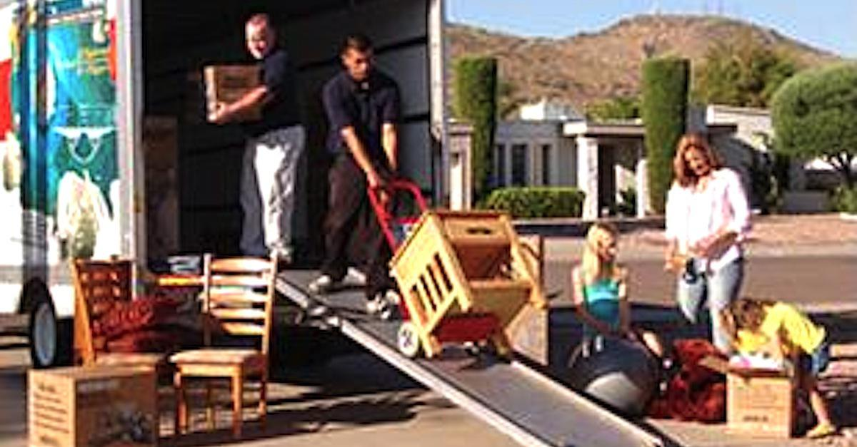 Moving Company Helps Domestic Violence Victims Move Out For Free