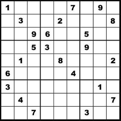 the hardest sudoku puzzle