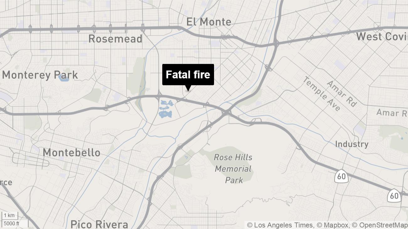 Four men plead not guilty in deadly South El Monte firebombing