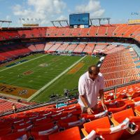 Dolphins Add 'Living Room' Seats as Part of Stadium Renovation