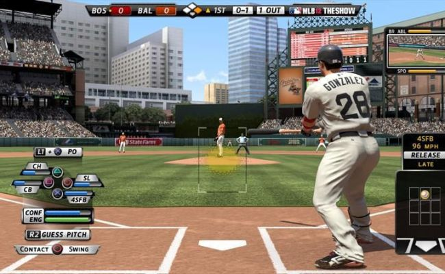 Top 5 Best Baseball Games For Pc Ps3 Xbox