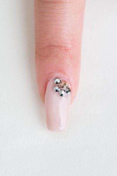 Swarovski Crystal Nail Art Craftideascom