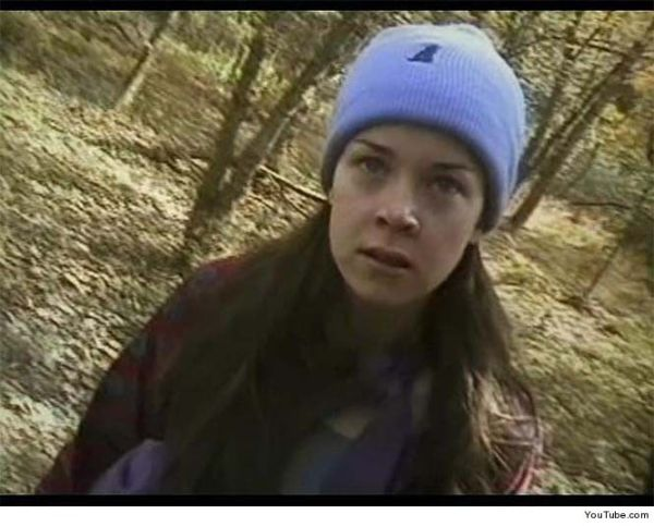 Remember Heather Donahue of quotThe Blair Witch Projectquot She