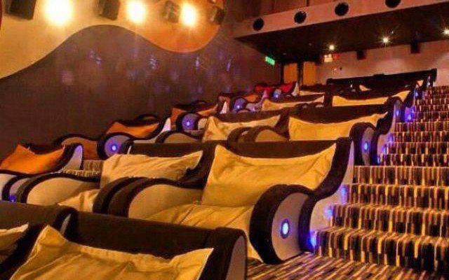 Date Night in Malaysia Try Cuddle Theater