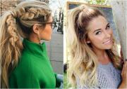 super cute ponytail hairstyles