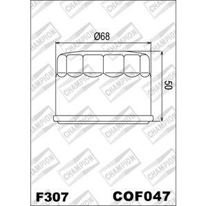 Buy CHAMPION OILFILTER COF047 DIVERSE YAMAHA (F307