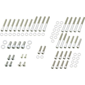 Buy Screws4bikes stainless-steel bolt kits for Harley
