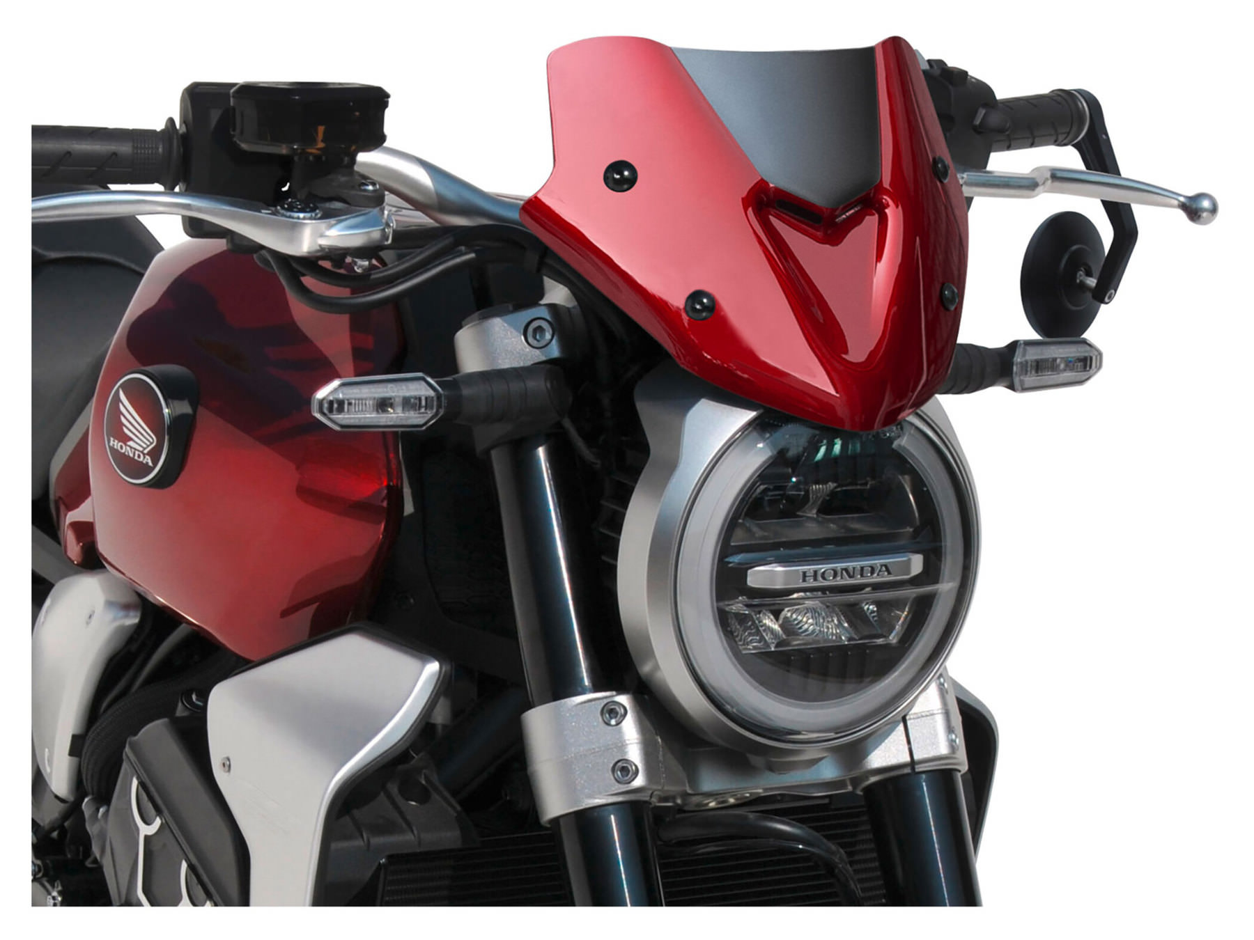 Buy Bodystyle Headlight Fairing Painted Or Unpainted Louis Motorcycle Clothing And Technology