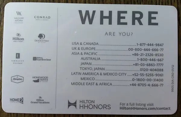 """Hilton Hhonors Q3 2013 Promotion """"triple Your Trip"""