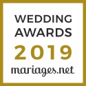 Vip Box - Paris, gagnant Wedding Awards 2019 Mariages.net