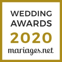Vj Did, gagnant Wedding Awards 2020 Mariages.net
