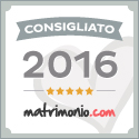 Recommended by matrimonio.com