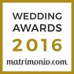 Sguardi dal Mondo, vincitore Wedding Awards 2016 matrimonio.com
